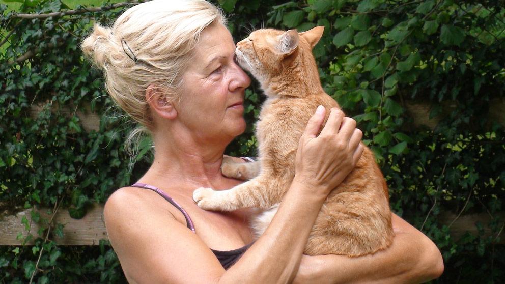 Über mich - Katzenpsychologie Ismaning